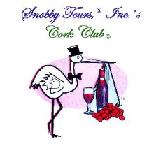 Link to our upcoming Snobby Tours' Cork Club custom tours and events